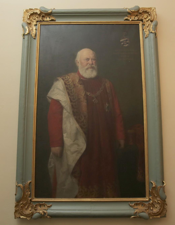 Fürst Karl von Isenburg