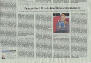 Lesung_Fürstin Sarah