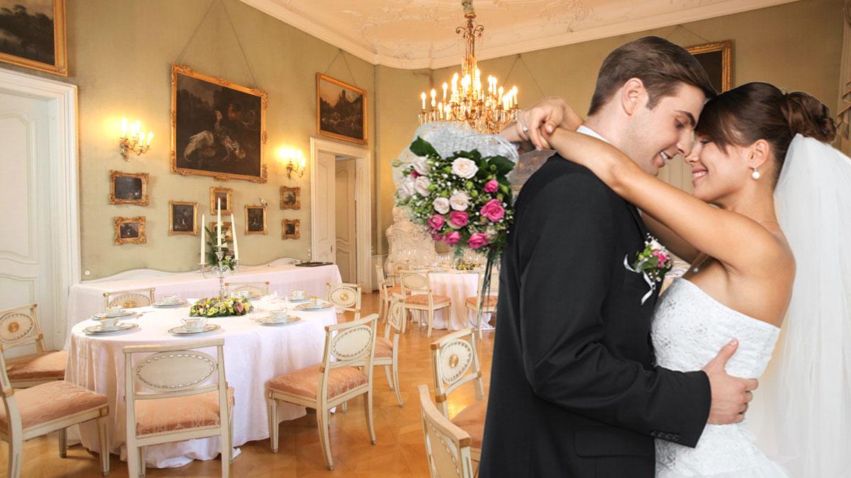 Hochzeiten und Trauungen im Schloss Birstein